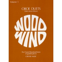 OBOE DUETS VOL.1/BROWN