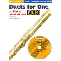 DUETS FOR ONE: FILM FOR FLUTE