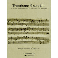 TROMBONNE ESSENTIALS/YEO