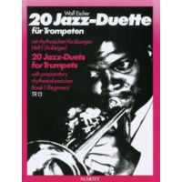 20 JAZZ-DUETTE BAND 1/ESCHER
