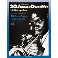 20 JAZZ-DUETTE BAND 2/ESCHER
