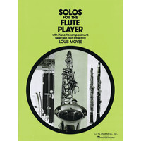 SOLOS FOR THE FLUTE PLAYER/MOYSE