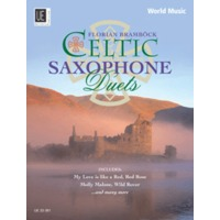 CELTIC SAXOPHONE DUETS(A,A/A,T)/BRAMBOCK