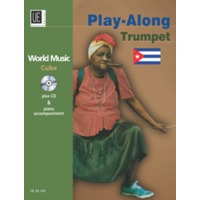 WORLD MUSIC-CUBA-PLAY ALONG(+CD)