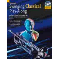 SWINGING CLASSICAL PLAY-ALONG(+CD)/ARMSTRONG
