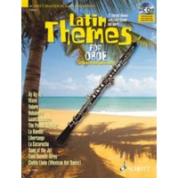 LATIN THEMES FOR OBOE(+CD)/DAVIES