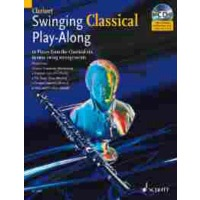 Swinging Classical Play-Along(+CD)