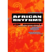 African Rhythmes for Drumset: Rhythms from Cameroon(CD付)