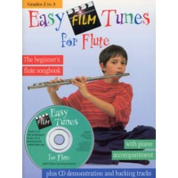 EASY FILM TUNES FOR FLUTE