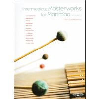 Intermediate Masterworks for Marimba 第2巻/ゼルツマン編