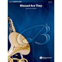 Blessed Are They: スコアとパート譜セット
