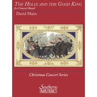 Holly and the Good King, The: スコアとパート譜セット